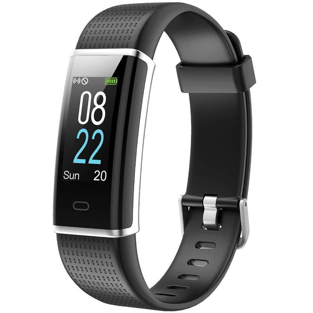 Willful Orologio Fitness Tracker Uomo Donna Smartwatch Cardiofrequenzimetro da Polso Impermeabile IP68 Smart Watch