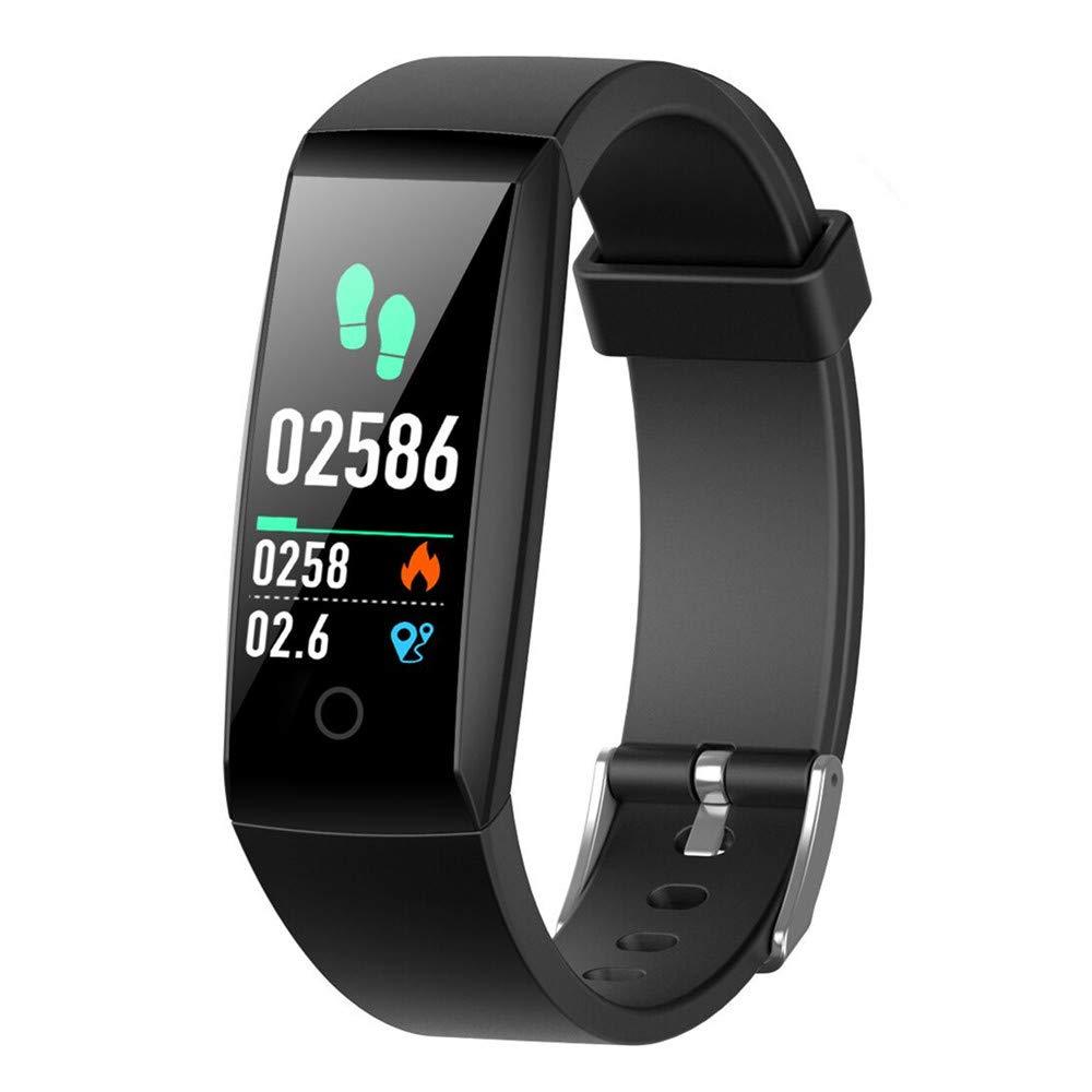 iPosible Fitness Tracker, Orologio Fitness Braccialetto Pressione