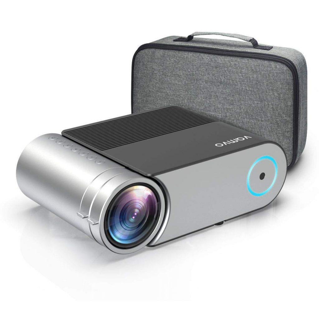 Proiettore, Vamvo Videoproiettore Portatile 1280*720p